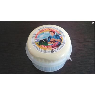 Форма для сыра сулугуни, масса сырной головки 300г. (90ммХ45мм)